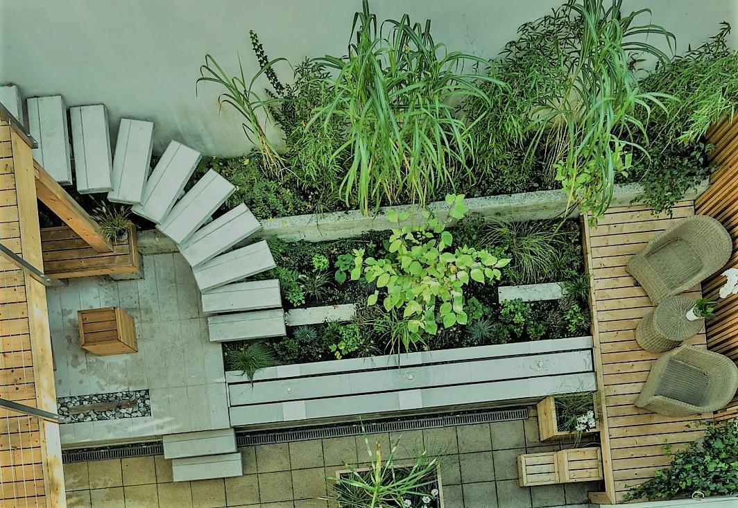 Rénovation extérieure : le jardin