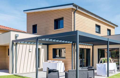 La maison à ossature en bois, un bien du futur et apprécié dans le domaine de l'immobilier
