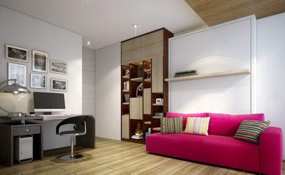 6 excellentes façons d'embellir son espace de vie à la maison