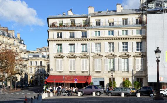 Immeuble rentable à Paris