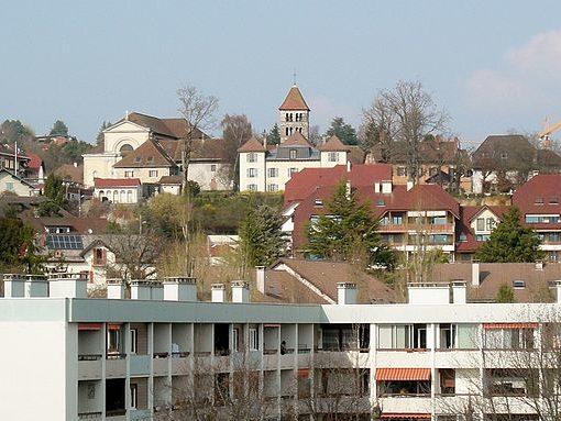 Immobilier à Annecy le Vieux