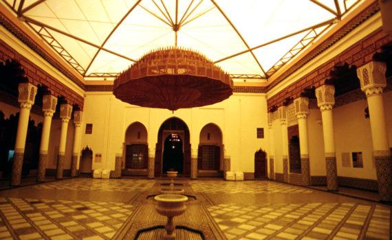 Voyage au Marrakech