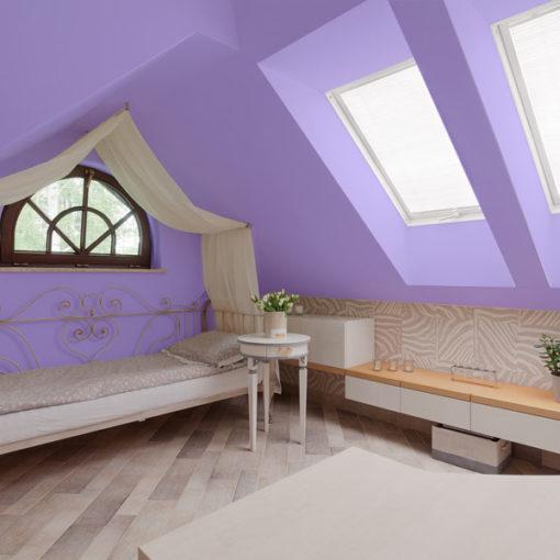 couleurs associer au violet