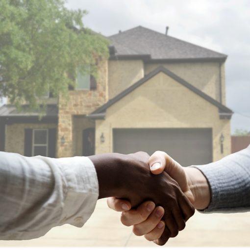 formation immobilier maison poignée de main