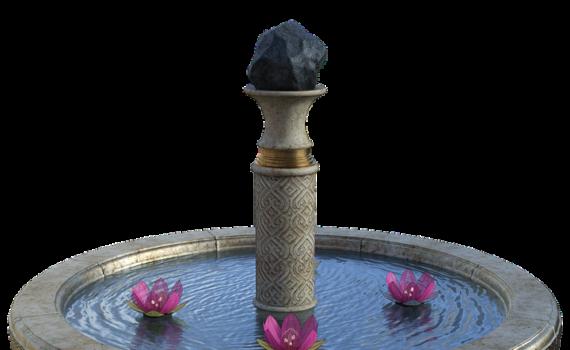 fontaine d'eau d'intérieur