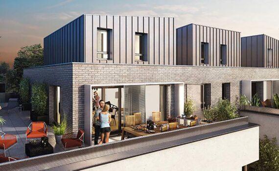 immobiliers à Vannes