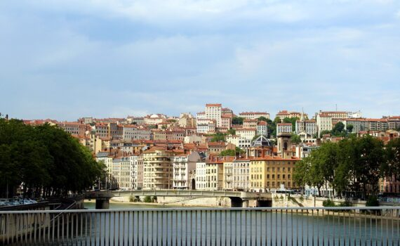 immobilière à Lyon